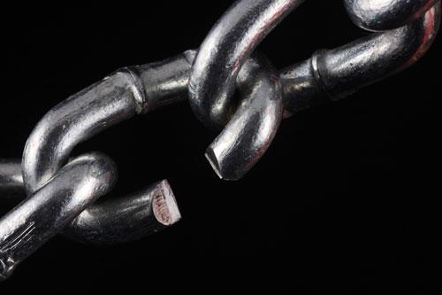 12 Photos Chains Steel 1 طریقه محاسبه مالیات شرکتهای منحل شده (بخش اول)